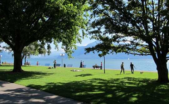 A Vacation In Switzerland Around Lake Leman